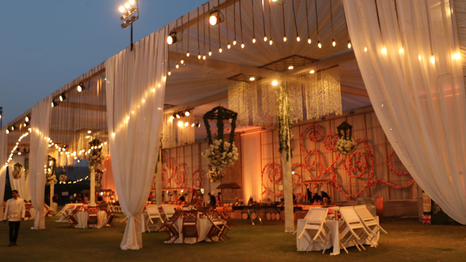 Poojan decor we give shape to your dream occasion junglespirit Choice Image